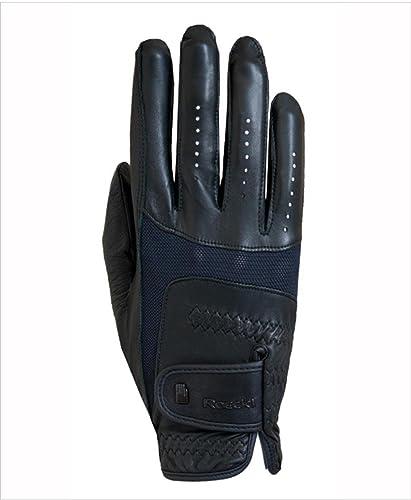 Roeckl Sports Handschuh Memphis Unisex Reithandschuhe Nappa Schafsleder 6 5 11 Bekleidung