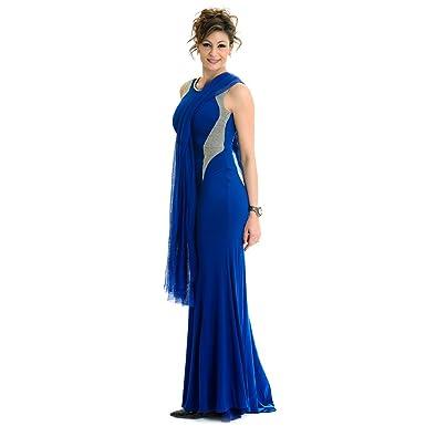 81f569d2f18 Elsa Mars -  quot Angelina quot  - Robe Longue De Soirée Facon Robe De  Mariée