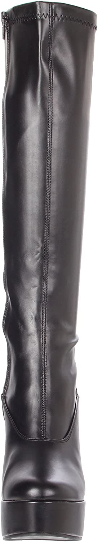 Pleaser - ELECTRA-2000Z, Polacchine donna Nero Blk St Faux Leather