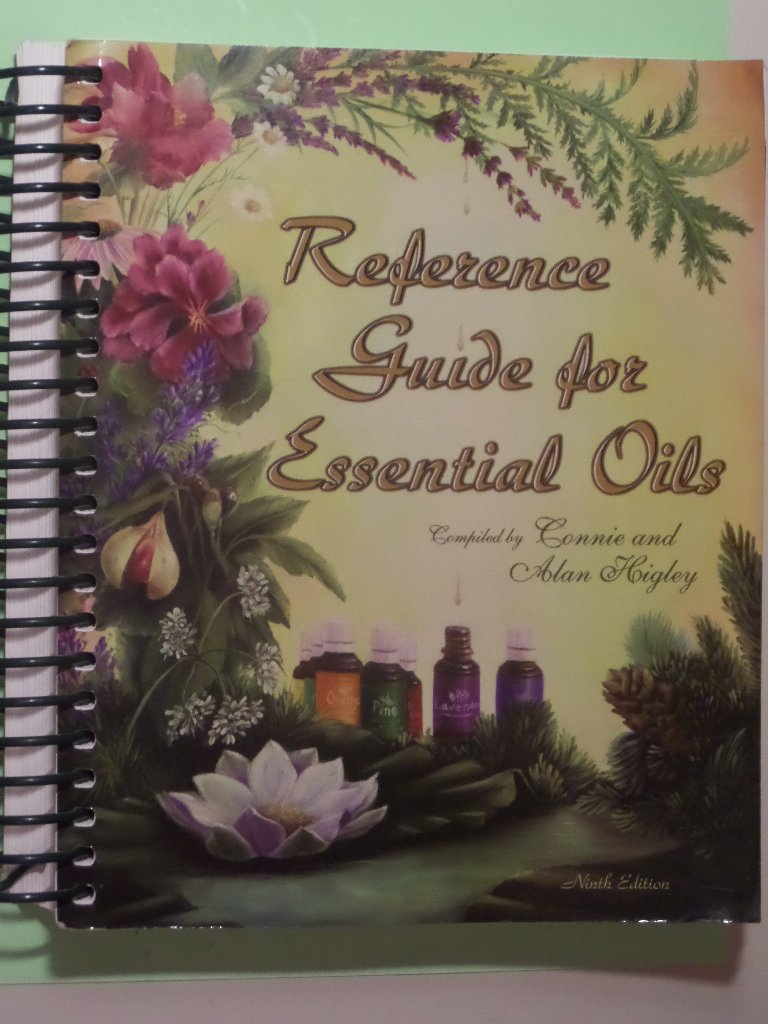 Reference Guide to Essential Oils PDF