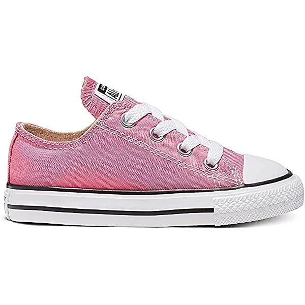 Converse 3J238 : Youth Chuck Taylor All Star Core Pink Low