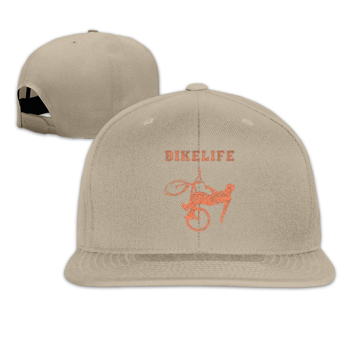 Bike Life Unisex Adult Hats Classic Baseball Caps Sports Hat Peaked Cap
