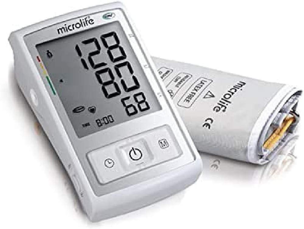 Microlife BP A3L Comfort con tecnología IMT Tensiómetro brazo