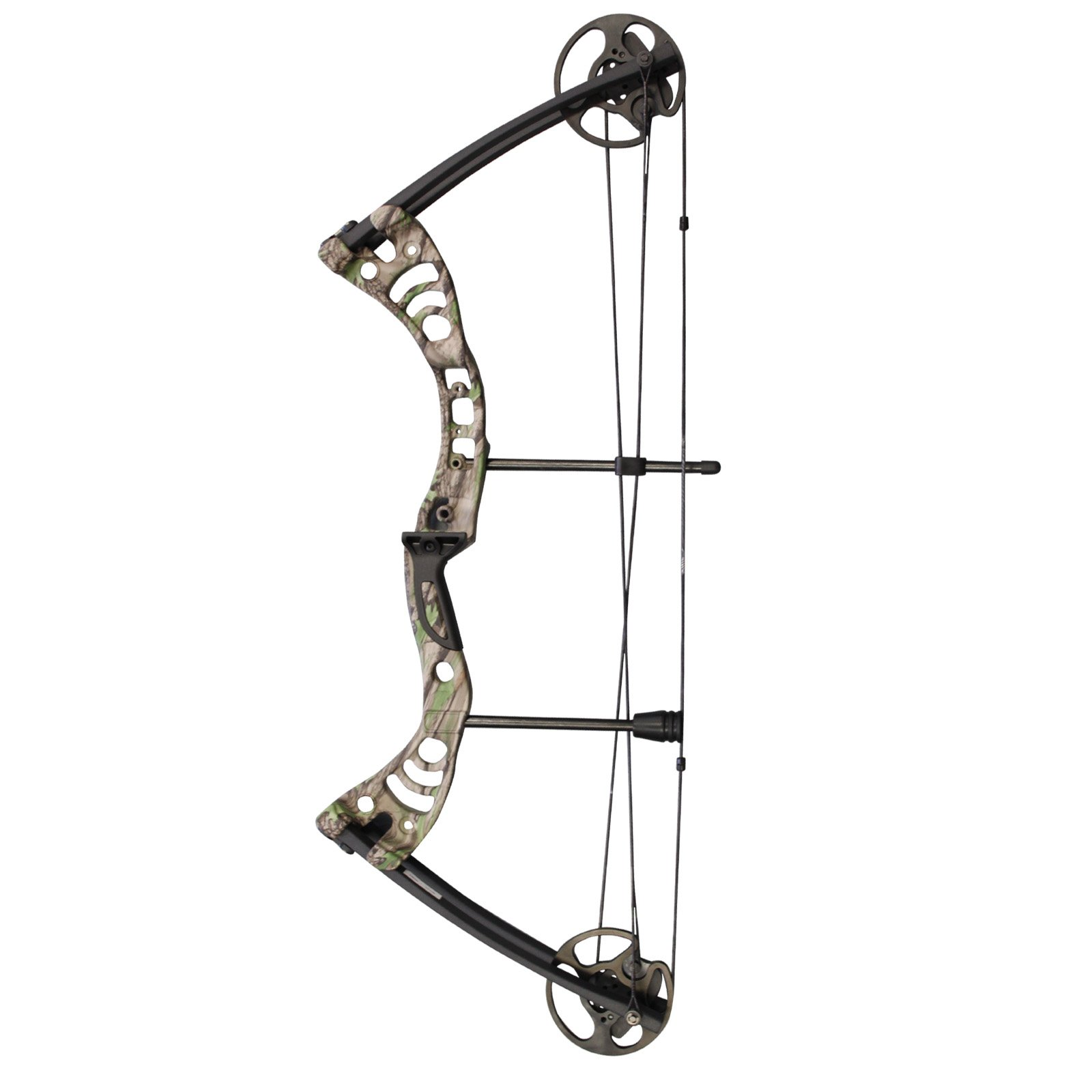 Southland Archery Supply SAS-755GC-BFPRO SAS Scorpii Compound Bowfishing Bow Kit (GC Camo Pro Package) by Southland Archery Supply