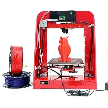 aibecy tnice T de 23 Impresora 3d DIY Kit con único extruder ...