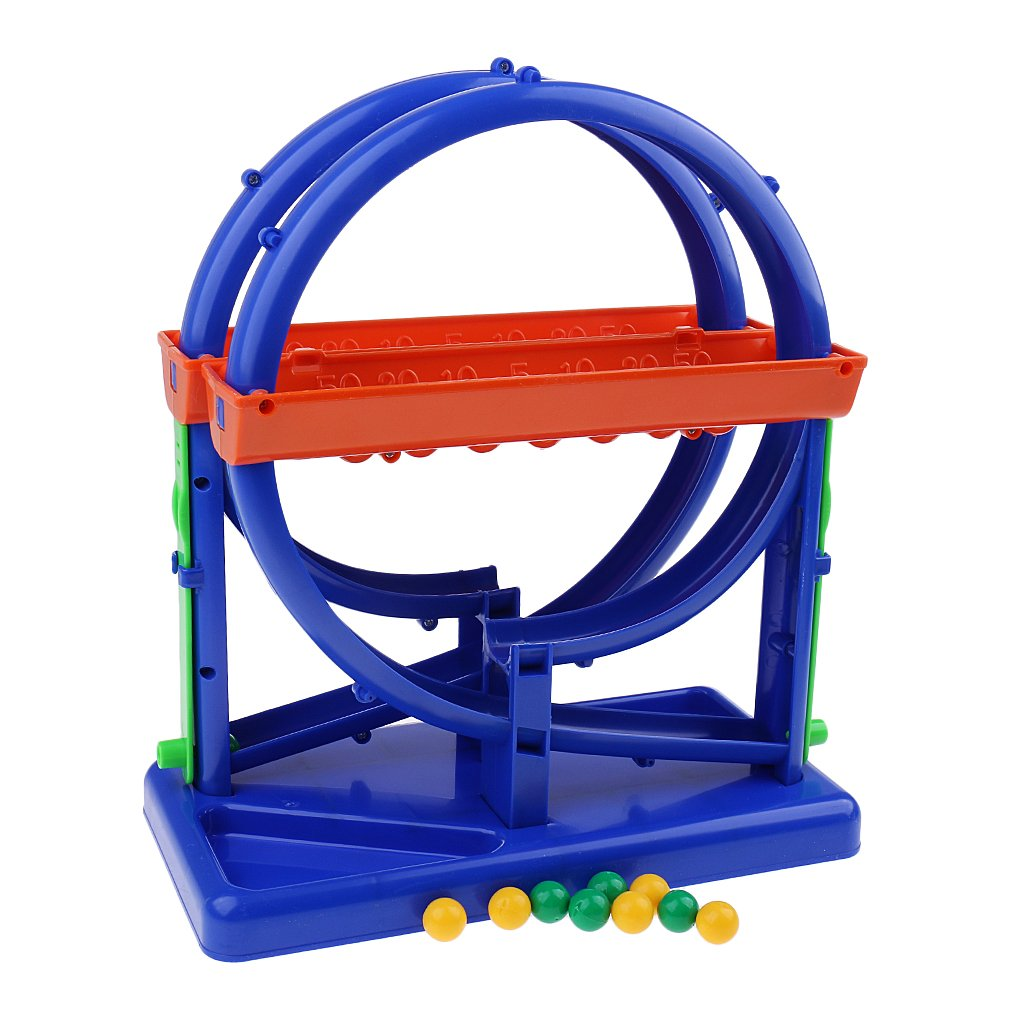 SM SunniMix Kids Developing Educational Toy Table Game Marble Shooting Toy Birthday Gift