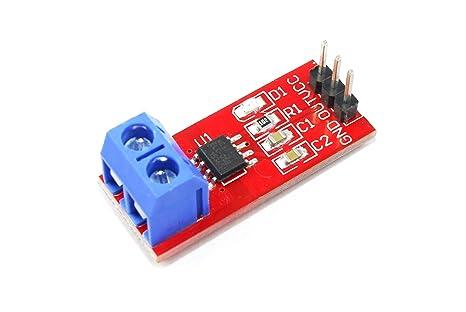 Keyes acs elc b a aktuellen sensor modul amperemeter arduino