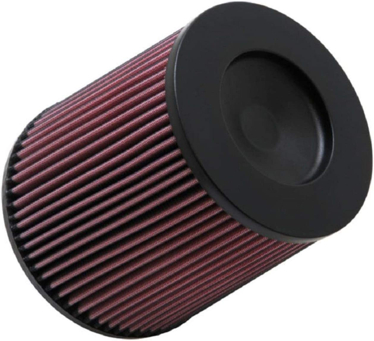 Shape: Round Tapered K/&N Universal Clamp-On Air Filter: High Performance Filter Height: 12 In Flange Length: 1.375 In Premium RC-5166 Washable Replacement Filter: Flange Diameter: 4.5 In