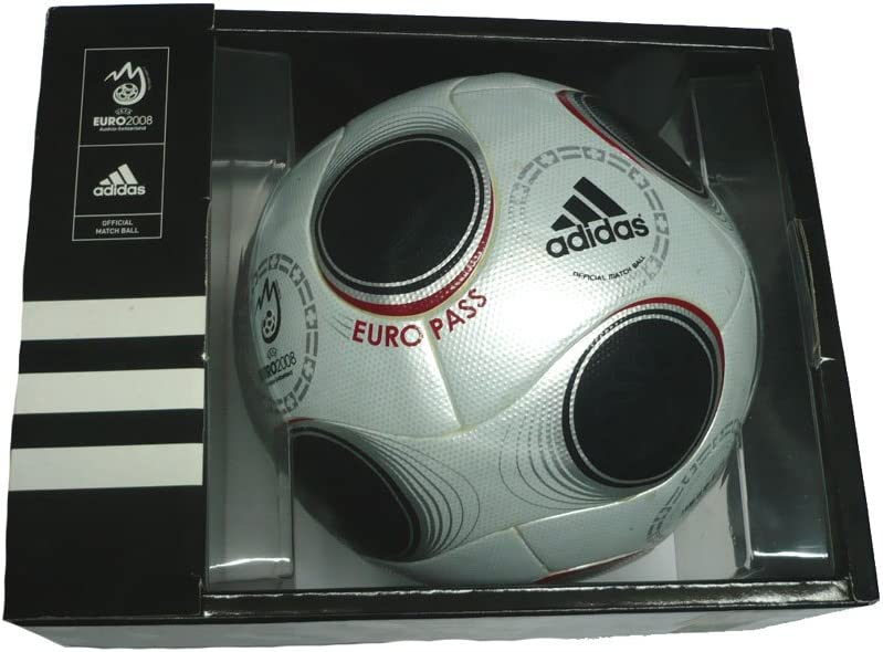 adidas Europass Official Matchball Euro 2008 Austria/Switzerland ...
