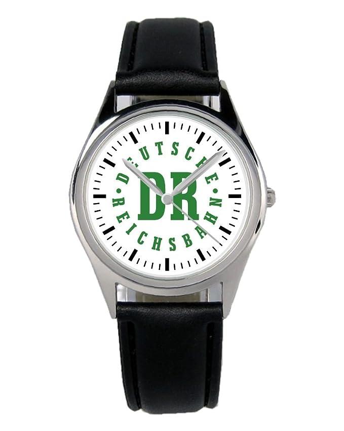 Deutsche Reichsbahn DDR Geschenk Artikel Idee Fan Uhr 1172