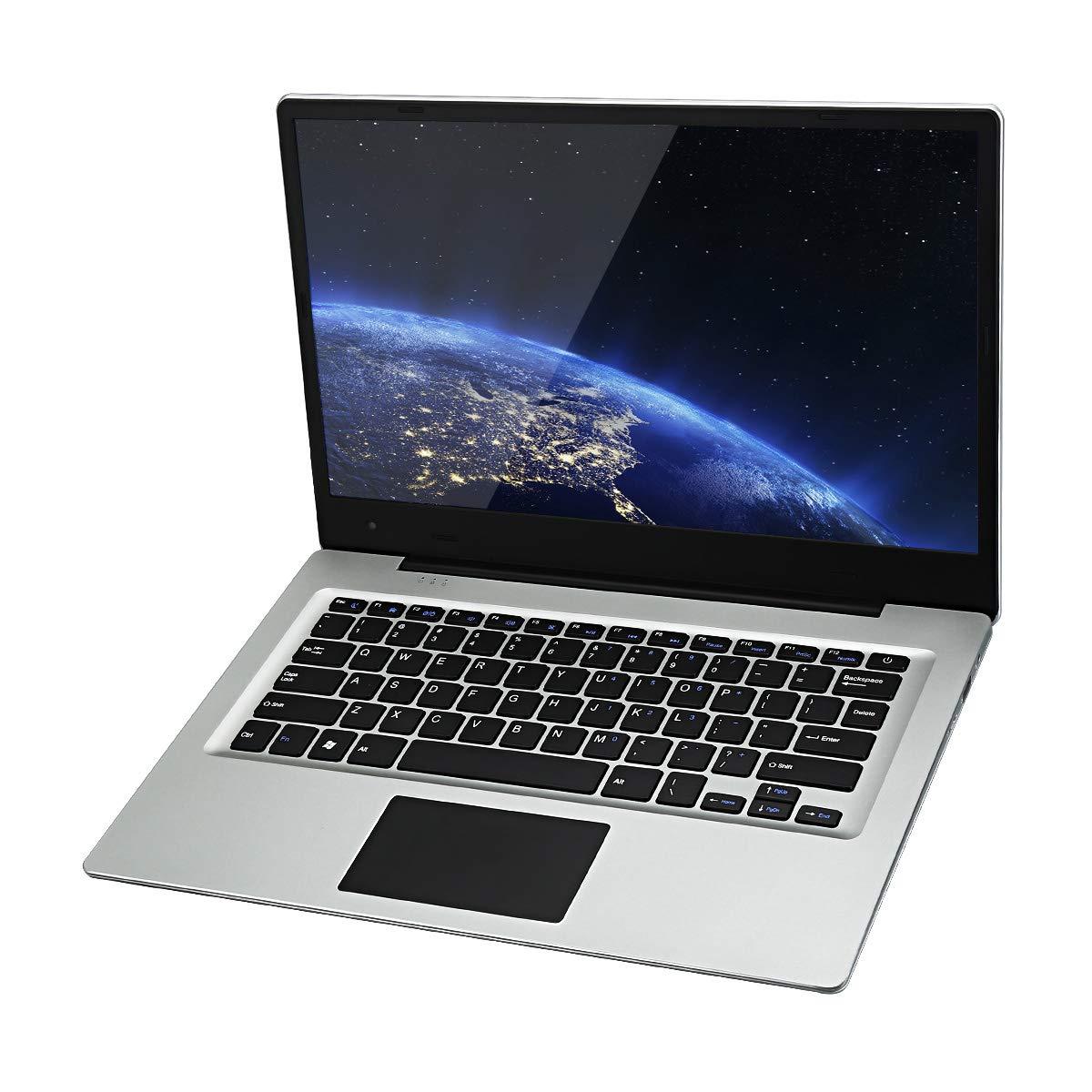 JUMPER EZbook 3S Notebook -14.1 Pulgadas (Portátil de Windows 10,Intel Celeron Processor N3450, Quad Core 1.1GHz, 6GB RAM + 256GB SSD) Portátil Plata: ...