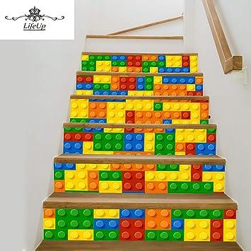 4 X Juego De Lego Hombre Niños De Vinilo De Pared Arte Pegatina Calcomanía Dormitorio Hogar Decoración 016