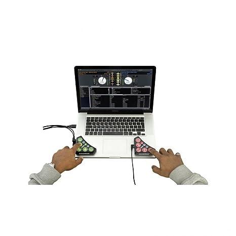 Amazon.com: Novation Dicer Cue punto Controller w Dicer Caso ...