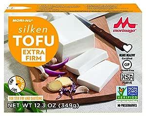 Mori-Nu Silken Tofu, Extra Firm, 12.3 Ounce (Case of 12)