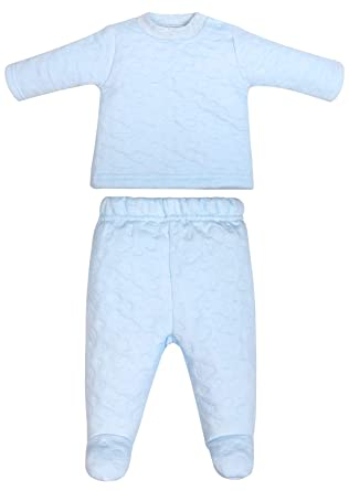 92175d442fa5 Amazon.com  Baby Boys Girls Warm Winter Long-Sleeve Footed Pajamas ...