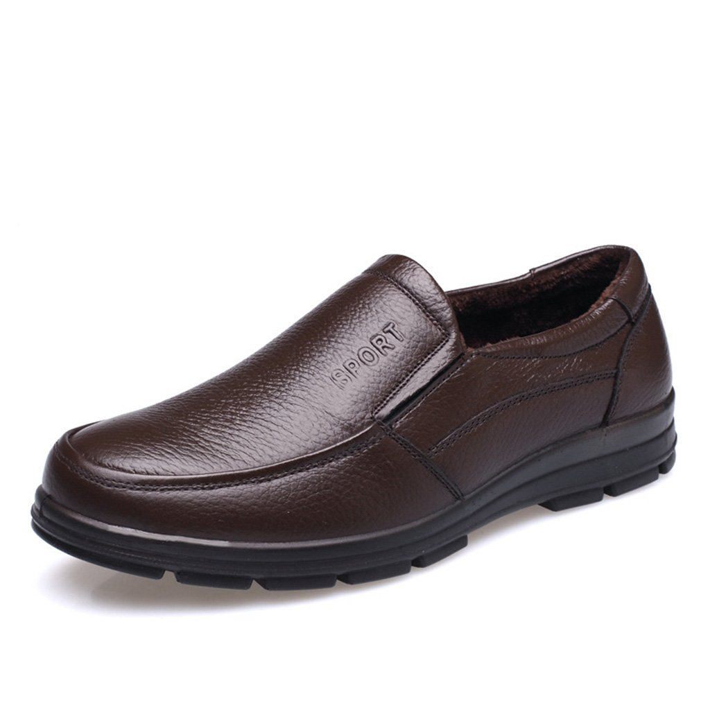 Feidaeu Zapatos Hombre 43 EU|Braun,Slipper En línea Obtenga la mejor oferta barata de descuento más grande