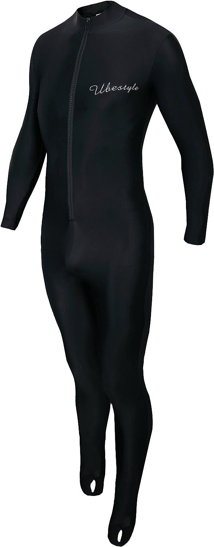 Ubestyle UPF 50 Lycra Full Body Sports Dive Skins Rash Guard Swimsuit – Diving Snorkeling Swimming