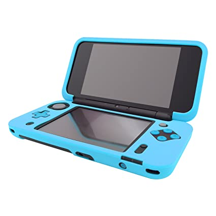 Amazon.com: Funda de silicona para Nintendo 2DS XL. Funda ...