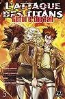 L'Attaque des Titans - Before the Fall, tome 5 par Hajime