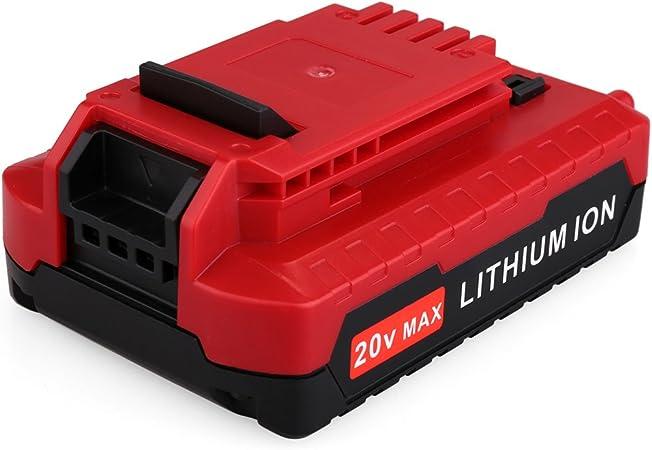 Amazon.com: Biswaye - Adaptador de batería de 20 V para ...