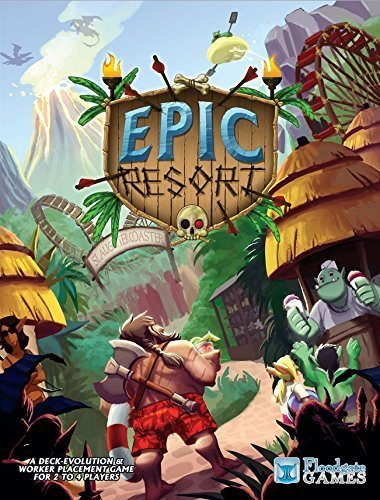 Epic By Resort Board Game By Epic Floodgate Games F4cf03