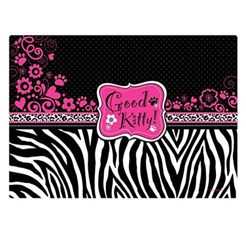 Drymate Good Kitty Cat Litter Mat, Pink by Drymate (Image #2)