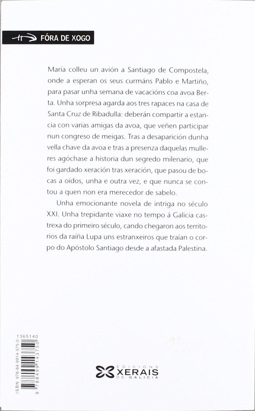 As meigas de Lupa (Infantil E Xuvenil - Fóra De Xogo): Amazon.es ...