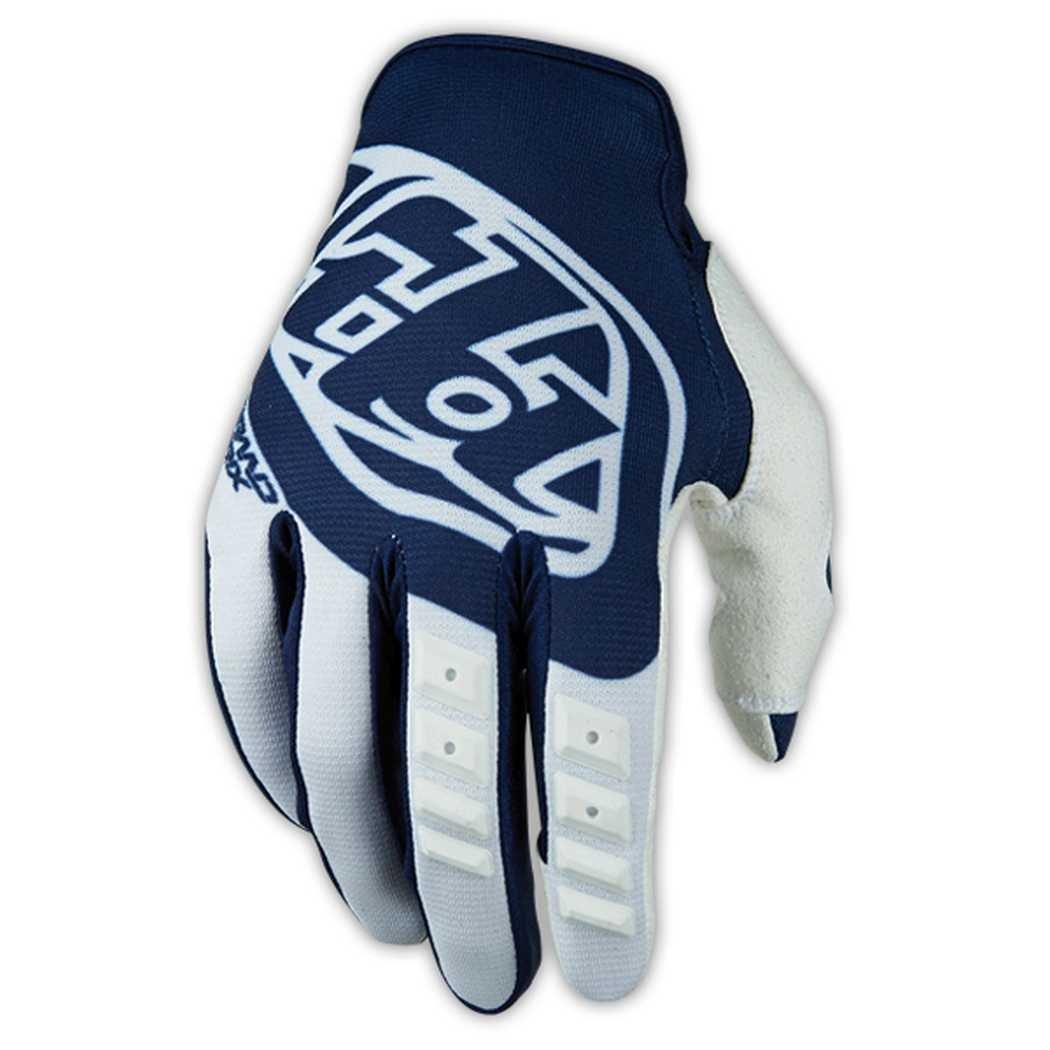 2018 Troy Lee Designs GP Gloves-Navy-M 407003303