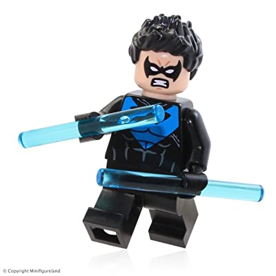 LEGO Super Heroes DC Comics Batman 30606 Nightwing: Toys & Games