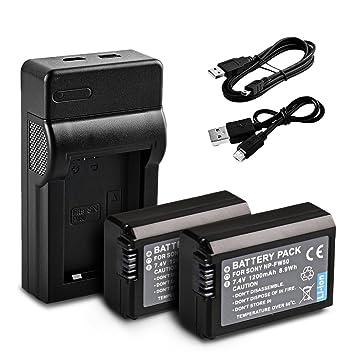 CA1120FRF - Batería y cargador para cámara de fotos Sony ...