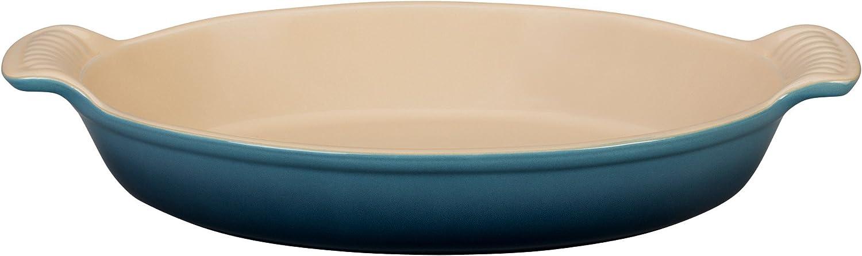 Amazon.com: Le Creuset Fuente de cerámica tradicional ...