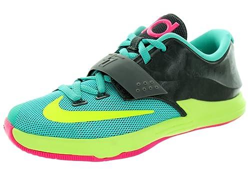 outlet store 4ae0b b9875 Nike Air MAX 270 Kjcrd (GS), Zapatillas de Running para Niños, (Dark  Grey Black Hot Punch White 009), 36.5 EU  Amazon.es  Zapatos y complementos