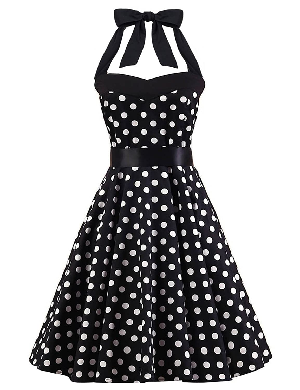 Kleider 50er 60er style kaufen