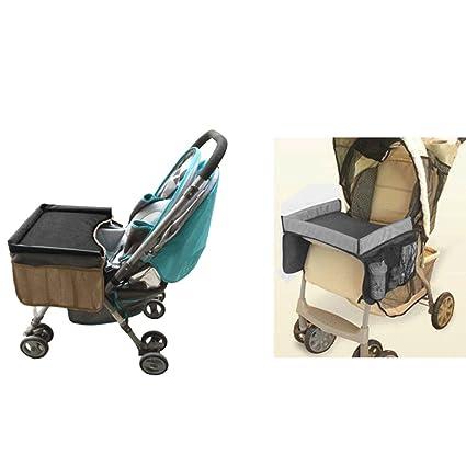 Sunruner Bandeja de Viaje Organizador de Coche para Asiento de Coche para bebé, Juegos, Entrenamiento, Avión, Interior y Exterior, Bandeja de Viaje: ...