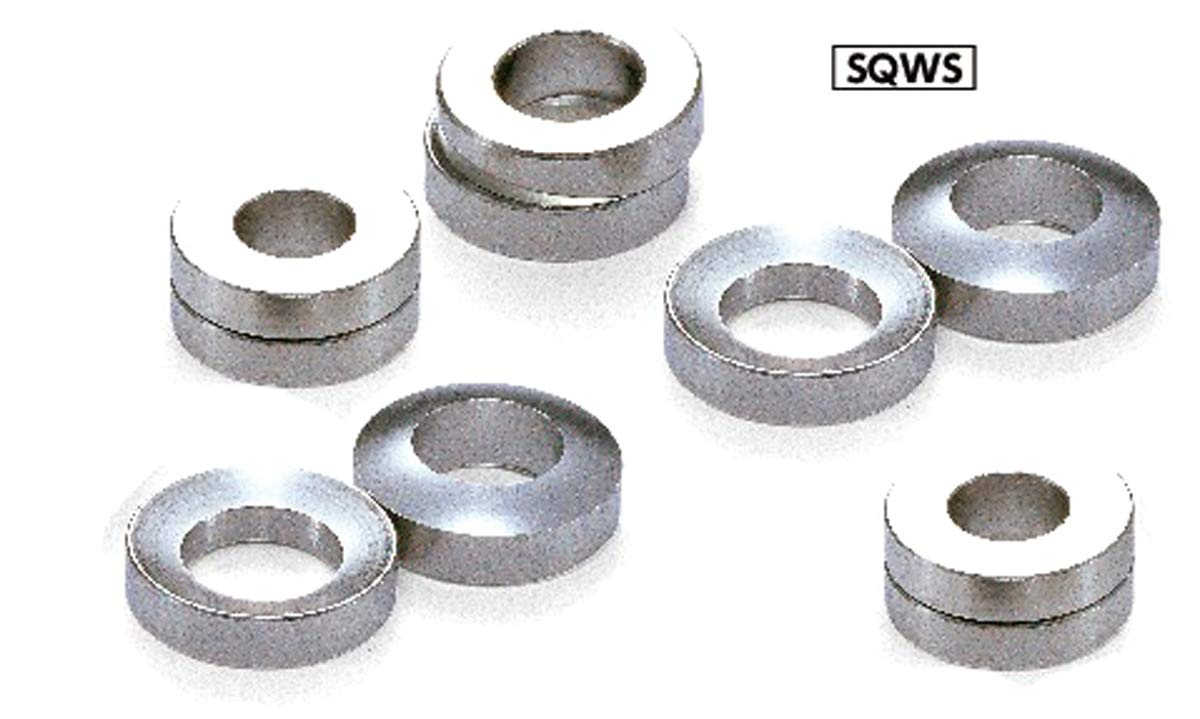 Steel Steel VXB Brand SWA-12-16-5-AWEL NBK Adjust Metal Washer Electroless Nickel Plating Quantity Electroless Nickel Plating Made in Japan Adjust Metal Washer
