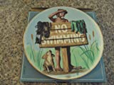 2 Collectors Emmett Kelly Jr Clown Plates by