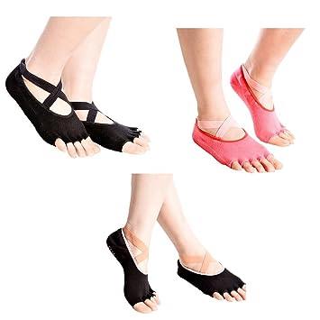 Yoga Schuhe Yoga Socken Anti Rutsch Atmungsaktiv Schuhe Elastisch
