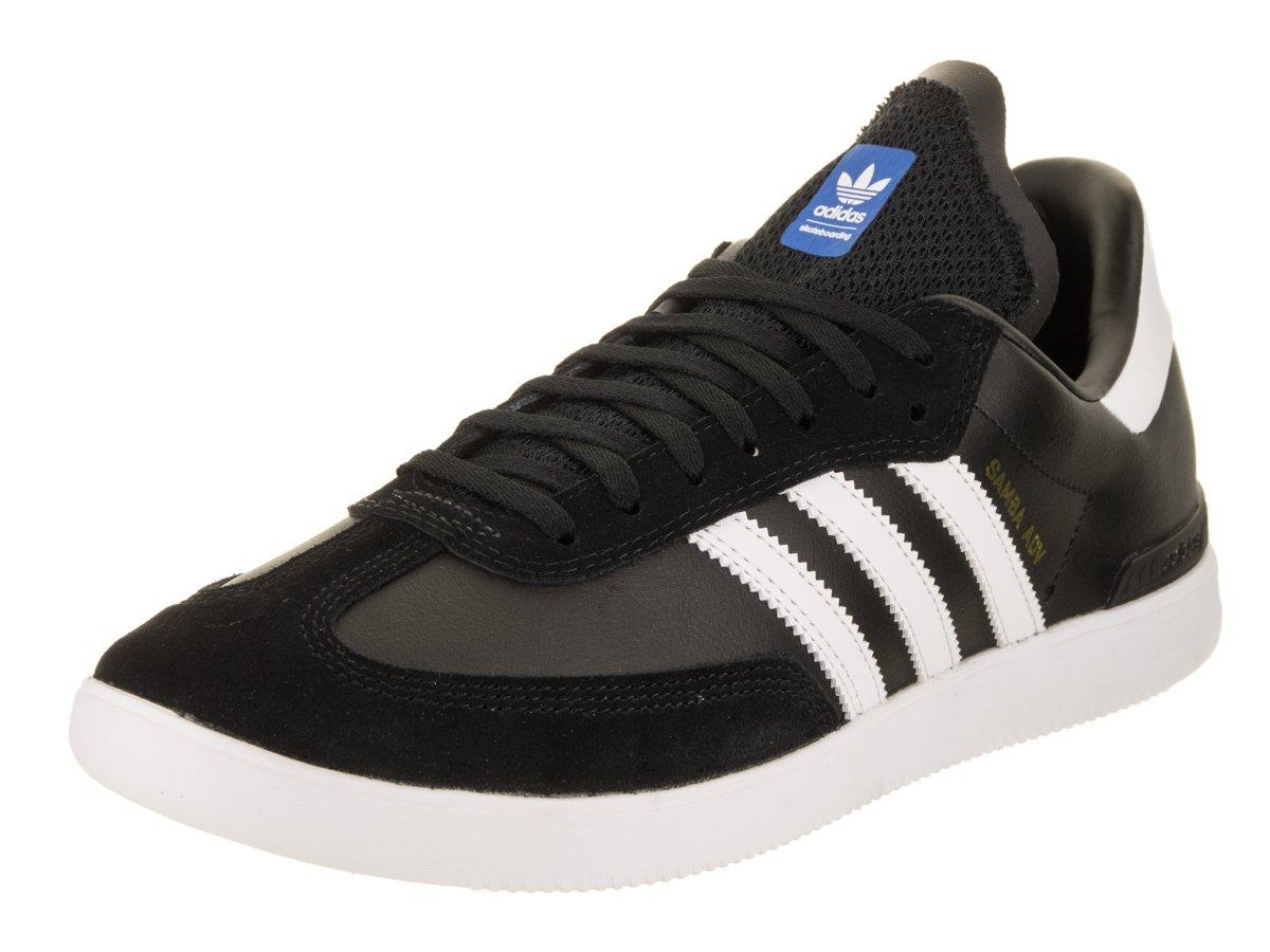 adidas Skateboarding Mens Samba ADV 13 D(M) US|Core Black/Footwear White/Bluebird