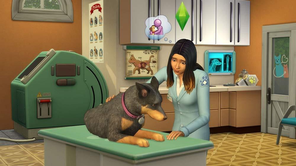 Electronic Arts Los Sims 4 Perros y Gatos Bundle - PS4: Amazon.es ...