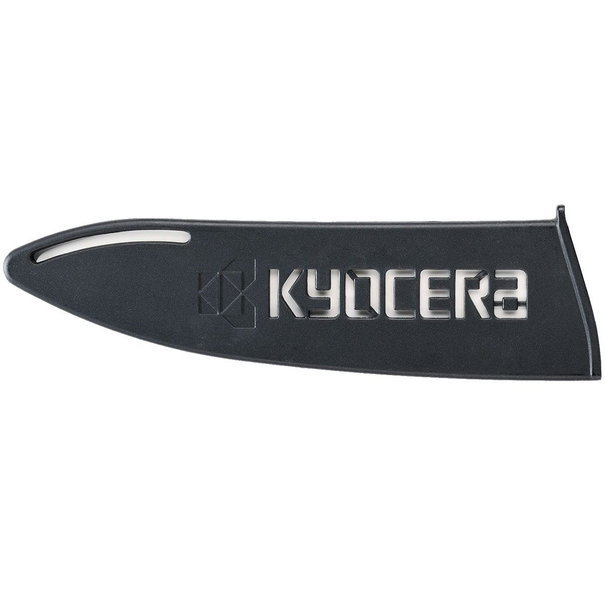 Kyocera Blade Guard, Ceramics/Plastic, Black, 28 x 28 x 18 cm H310221G