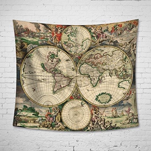 Uphome Antique Tapestry Light weight Polyester