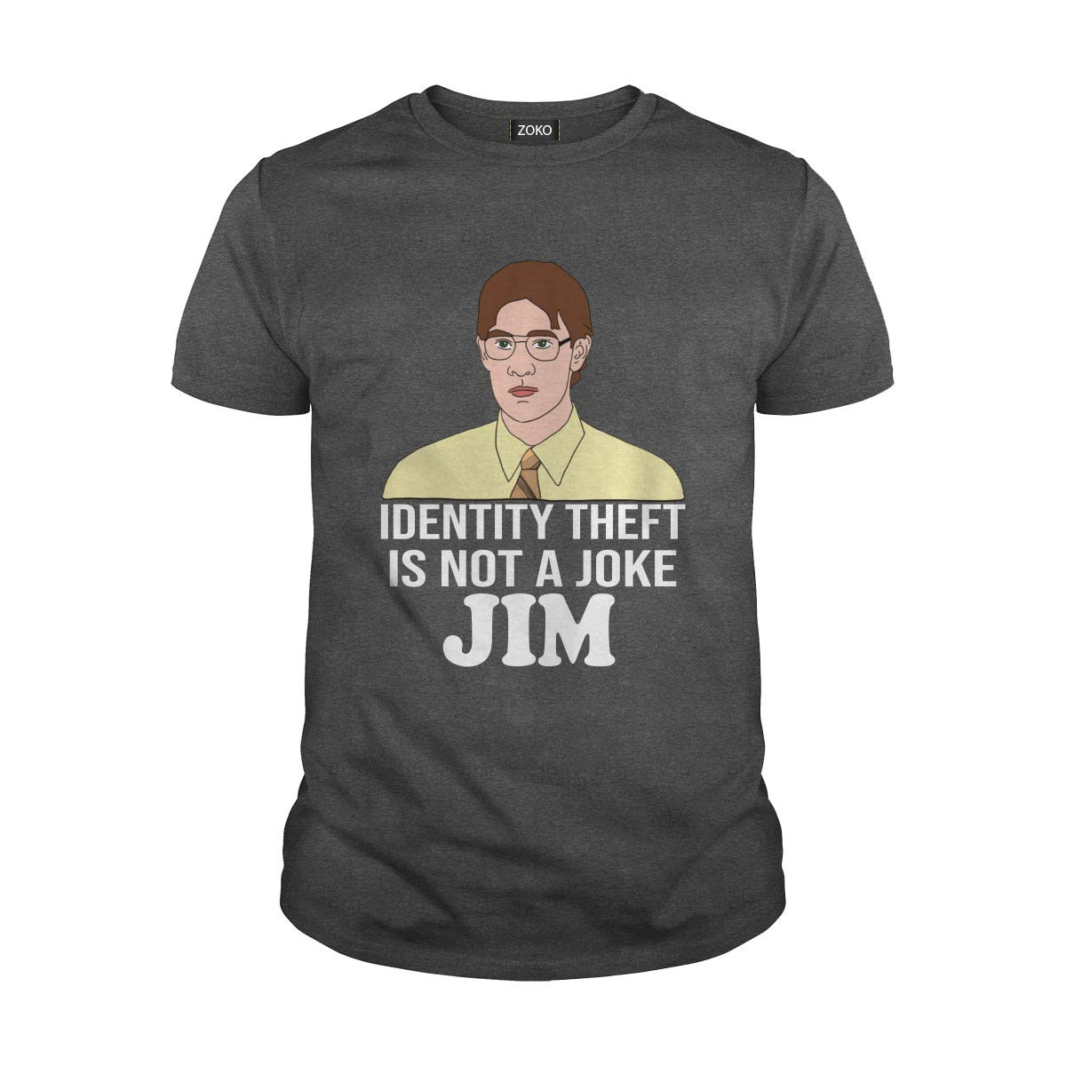 Identity Theft is Not A Joke T-Shirt