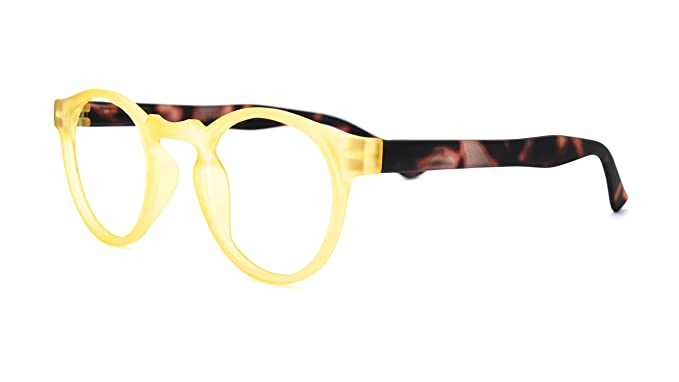 235336da18 Eyejets St. Tropez Pantos Designer Reading Glasses (TORTOISE SOFT TOUCH  FRAME  BLACK SOFT