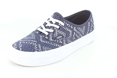Vans Authentic (ditsy bandana) Fall Winter 2016 - 4.5 oiw7Nf1PE
