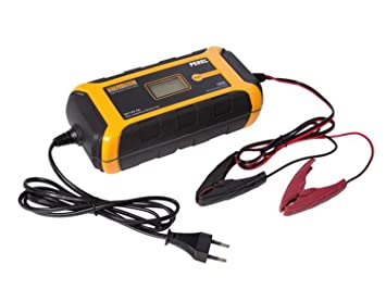 Cargador de baterias inteligente 12V - 8 A: Amazon.es ...