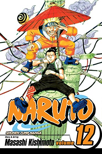 Naruto, Vol. 12: The Great Flight (Tapa Blanda)
