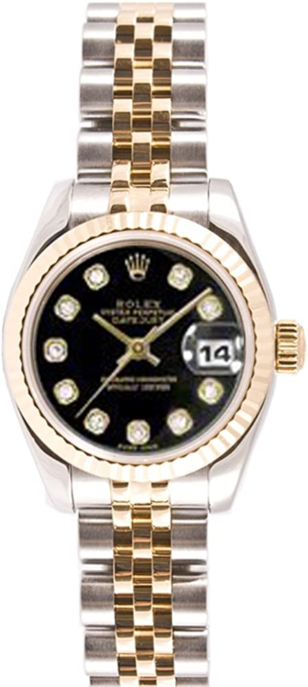 Amazon Com Rolex Oyster Perpetual Lady Datejust Watch Rolex Watches