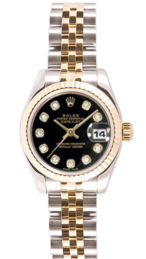 Amazon.com  Rolex Oyster Perpetual Lady Datejust Watch  Watches cb55a15dd