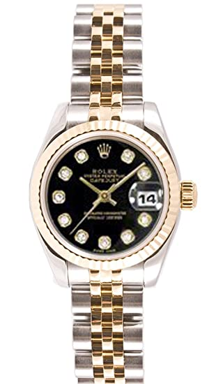 Reloj de pulsera Rolex Oyster Perpetual Lady Datejust: Amazon.es: Relojes