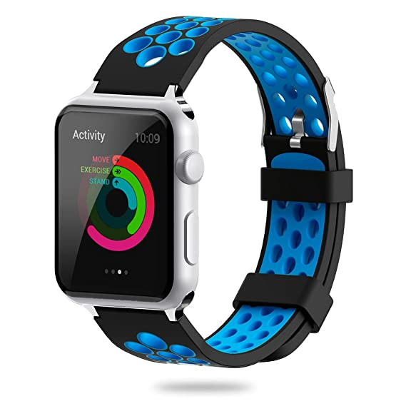 Amazon Com Deal 67 Off Replacement For Apple Watch Band 38mm